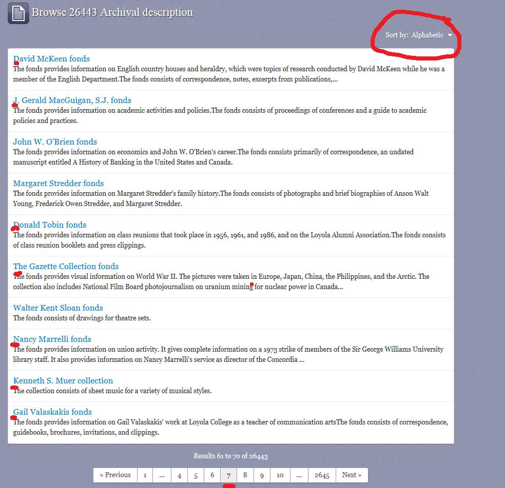 Feature #5173: Improve default ElasticSearch alphabetic sort